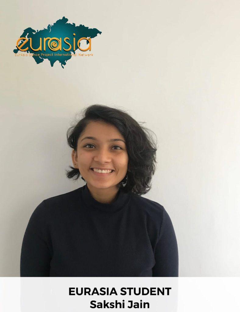 Sakshi Jain from India