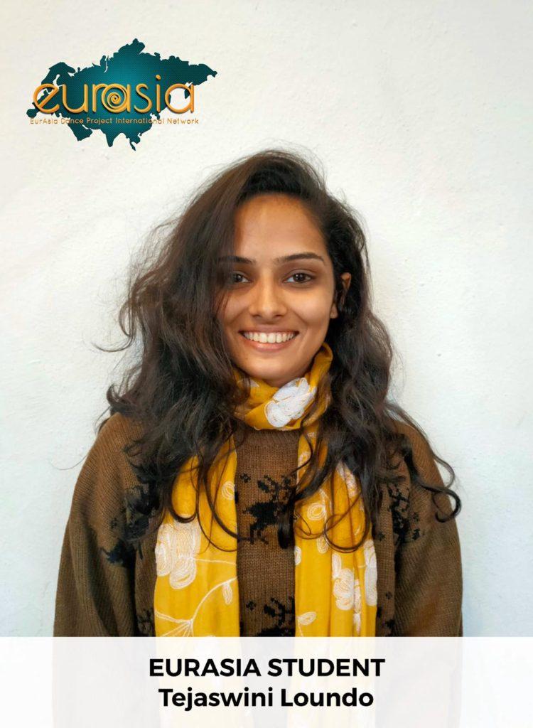 Tejaswini Loundo from India