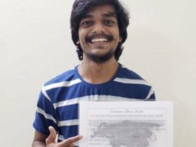 EurAsia Audition Winner Surendra Tekale