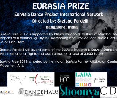 EurAsia Prize 2019