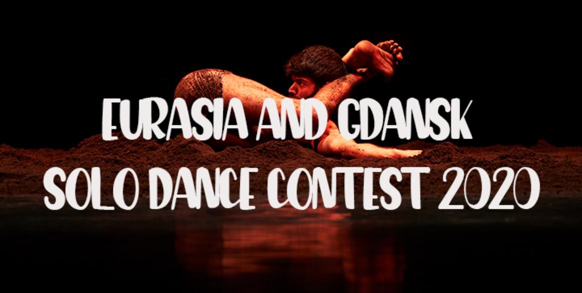 Eurasia & Gdansk Solo Dance Contest 2020