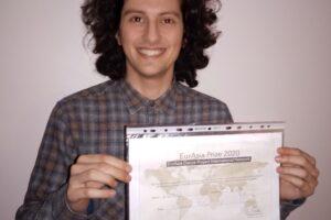 EurAsia Student Arman Partovi (Iran)