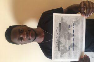 EurAsia Student- Roy Ilagou (Senegal)