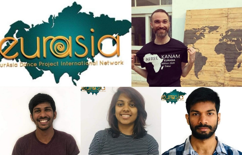 Global Newsline Network talks about EurAsia Dance Project International Network thanks to the Indian journalist, Shah Aijaz.