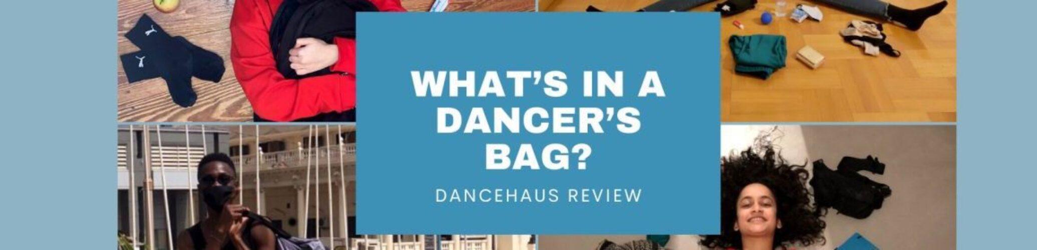 Dancers Bag - DanceHaus Blog - EurAsia view