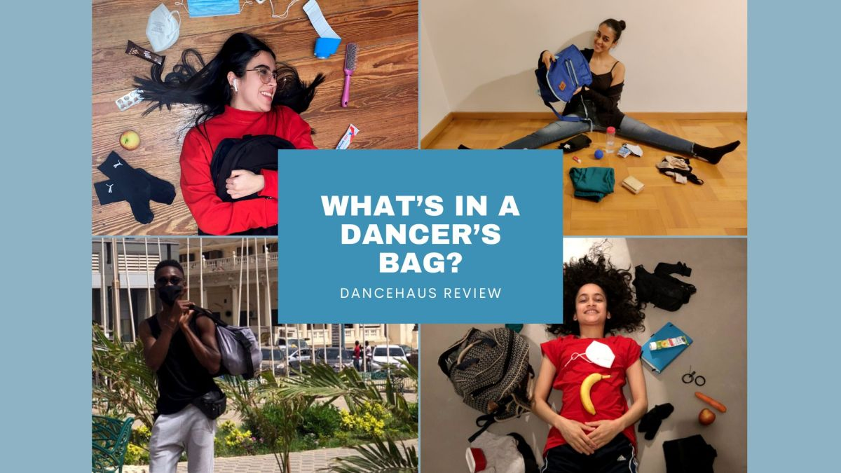 Dancers Bag - DanceHaus Blog - EurAsia view