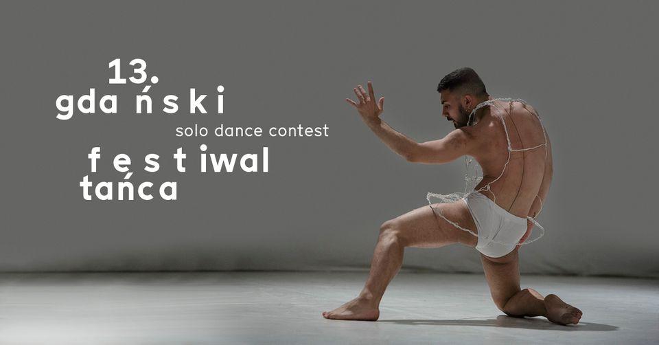 Gdansk Solo Dance Contest 2021