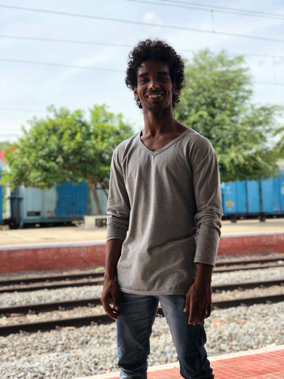 EurAsia Student Virendra Nishad (India)