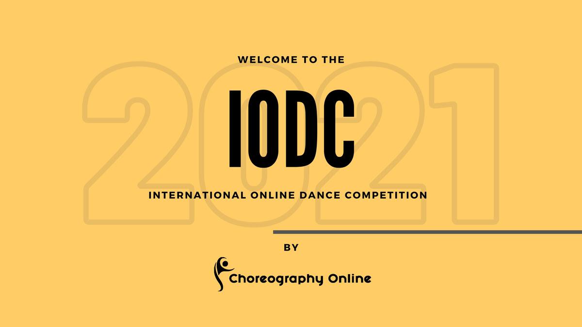 IODC - International Online Dance Competition