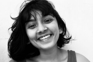 Sakshi Jain, Manager of the group Here´s Your Chance
