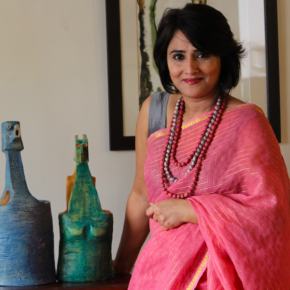 Artistic Director, KCC - Kolkata Centre For Creativity, India