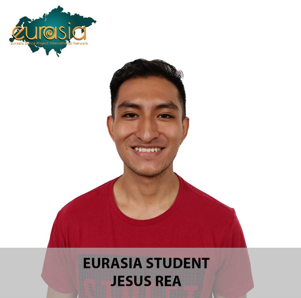 EurAsia Student Jesus Rea